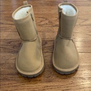 Unisex toddler boots